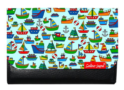 Selina-Jayne Boats Limited Edition Designer Small Purse